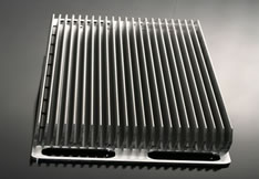 Extruded Heat Sinks Profile 8461